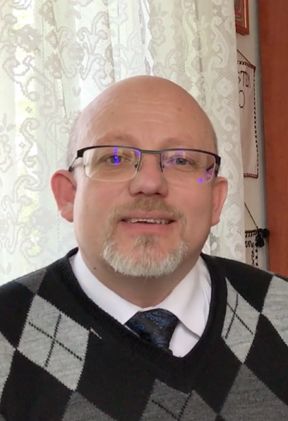 I greet your congregation with great love follen community church rev jozsef sends a video message m4hsunfo